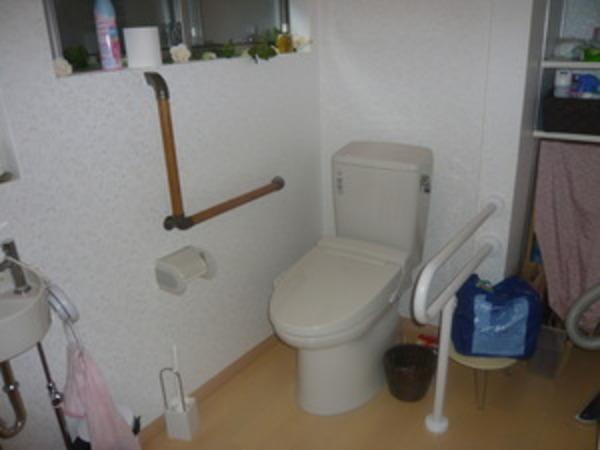 甲府市Y邸トイレ・浴室改修工事 山梨県注文住宅 住建