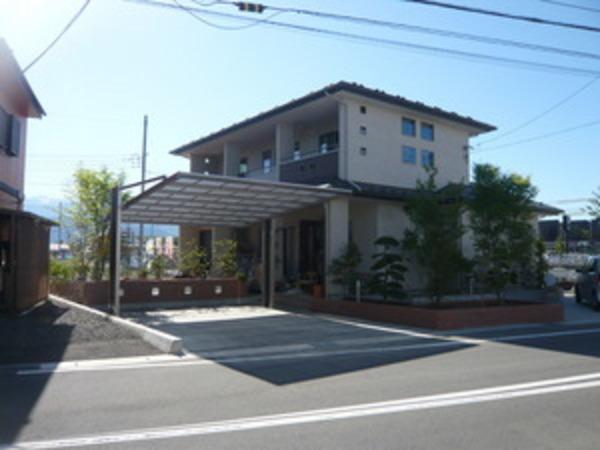 昭和町K様邸 長期優良住宅新築工事 山梨県注文住宅 住建
