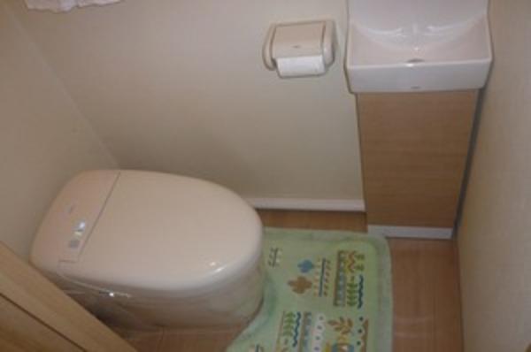 トイレ改修工事 ㈱住建