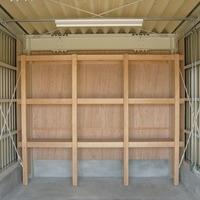 甲斐市消防団双葉第1分団第1部ポンプ小屋建築工事のサムネイル