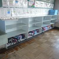 双葉西小学校ロッカー入替え工事のサムネイル