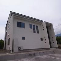 南アルプス市デザイン住宅 アイランドキッチン 山梨県注文住宅 住建のサムネイル