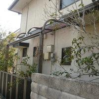 雪害による軒樋改修工事 山梨県リフォーム施工実績 住建のサムネイル