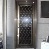 玄関・勝手口 扉取替え工事のサムネイル
