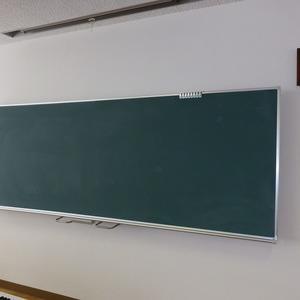 双葉東小学校黒板改修工事
