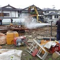 甲斐市営町営住宅解体工事のサムネイル
