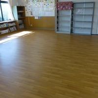 双葉西児童館 床改修工事のサムネイル