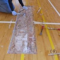 敷島中学校・双葉中学校屋内運動場床維持工事のサムネイル